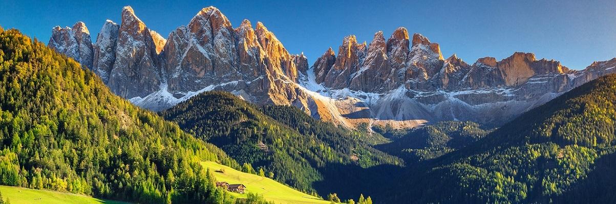 Santa Maddalena, Dolomiten (Südtirol)